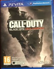Activision - Call Of Duty Black Ops Declassified Jeu PS Vita - NEUF