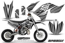 KTM SX65 SX 65 2009-2015 GRAPHICS KIT CREATORX DECALS STICKERS SPEEDX BSNP