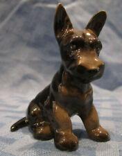 Hagen-Renaker Pedigree Line, Scotty Pup, #1551, Dog Figurine, Made in Usa