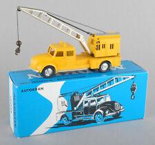 Märklin (Germany) Replica Series 18031 Magirus Crane Truck *MIB*