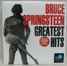 Bruce Springsteen Greatest Hits 150gm Vinyl 2 LP +Download +g/f NEW sealed