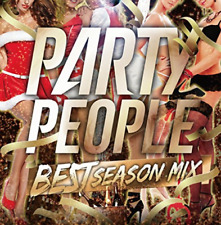 V.A.-PARTY PEOPLE -BEST SEASON MIX- MIXED BY DJ KAZ-JAPAN 2 CD F56