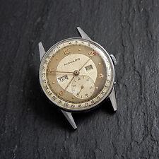 MOVADO 14776 Triple Date Calibre 475 Vintgae 1940s Spares & Repairs Watch