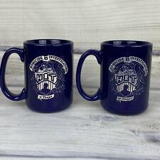 Homicide Investigators of Texas Hit Coffee Mugs Cups Lot 2 Detective Blue Police