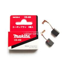 Original Makita CB459 Carbon Brushes Grinder GA4534 GA5030 GA5034 JS1000 JS1601