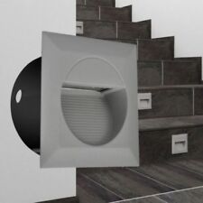 Aluminium Electric/Wall Plug - in LED Wall Lights
