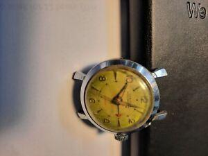 Vintage Westclox Alarm W5 wristwatch