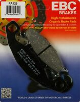 EBC - FA129 - Organic Brake Pads KAWASAKI EX250 F/D Ninja 250 1988-2007 Front