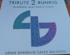 Tribute 2 Runrig. 2018 recording of Concert by Glasgow Islay Gaelic Choir.