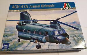 Kit Italeri ACH-47A Armed Chinook 1:72 n.1054