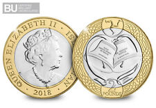 2018 Isle of Man Royal Wedding CERTIFIED BU £2 [Ref 311W]