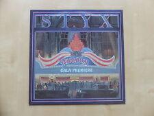Styx_Paradise Theatre_LP_Supraphon (Czech Edition)