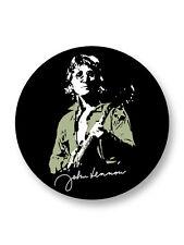 "Pin Button Badge Ø25mm 1"" John Lennon Beatles UK"