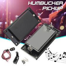 Guitar 2 Active Humbucker Pickup Set 81/85 Enclosed Potentiometer w/ 2 Coil Line