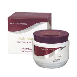 Mon Platin Professional Black Caviar & Silk Protein Hair Mask 500 ml