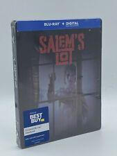 Salem's Lot [2019] Blu-ray+Digital; Only @ Best Buy Exclusive Steelbook