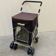 Genuine Sholley Petmobil Pet Dog Cat Shopping Trolley Push Along Mobility Cart