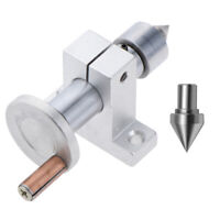 Mini CNC Lathe Tailstock DIY Woodworking Accessories Thimble Machine Rotary Tool