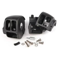 COCOTTES COMMANDES GUIDON NOIRES HARLEY DAVIDSON SOFTAIL 1996-2010*