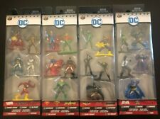 NANO METALFIGS DC (4) 5-PACK EXCLUSIVE VHTF