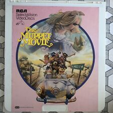 The Muppet Movie - RCA SelectaVision - VideoDisc