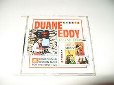 Duane Eddy - Especially for You/Girls! Girls! Girls! (1994) cd 25 tracks Ex cond