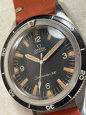 Omega Seamaster 300 divers wrist watch - Vintage - 1967 - Patent Pending Case