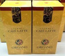 ( 2 Boxes ) Organo Gold Gourmet Cafe Latte Ganoderma Coffee 20 Sachets EXPRESS