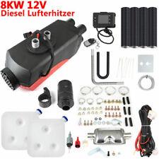 8KW 12V Auto Diesel-Heizung Standheizung Luftheizung Air Heater PKW / LKW LCD