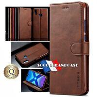 Etui Coque Housse Premium Qualité Cuir PU Leather case Xiaomi Redmi 7 7A, Note 7
