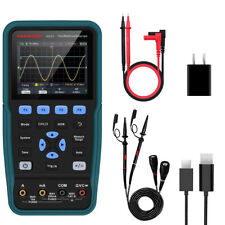 2 In 1 Dual Channel Handheld Oscilloscopemultimeter 50mhz