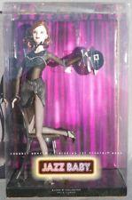 barbie JAZZ BABY Cabaret Dancer pivotal body 2007 Mattel L6250 poupée rousse NEW