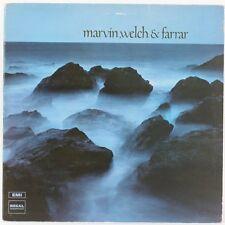 Marvin, Welch and Farrar  Marvin, Welch and Farrar Vinyl Record