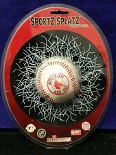 1X New Boston Red Sox MIB Sportz Splatz Baseball Window Decal Broken Window