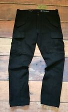 """LEVIS TWISTED ENGINEERED BLACK CARGO JEANS W36""""  L31"""" BNWOT #141"""