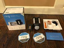 RING Spotlight Cam Battery Outdoor Security Camera & Spotlight