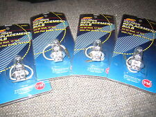 BULBS HALLOGEN H3 LOT OF FOUR