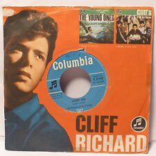 CLIFF RICHARD Lucky lips / i wonder COLUMBIA C22454 Germany (JUKE BOX ?? )