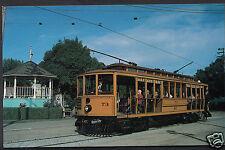 Transport Museum Postcard - Peninsular Railway Trolley Car No.73, San Jose A6850