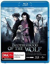 Brotherhood Of The Wolf (Blu-ray, 2011)