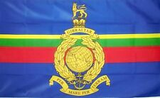 ROYAL MARINES FLAG 5X3 British army armed forces UK