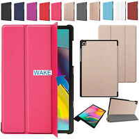 For Samsung Galaxy Tab S5e T720 T725 Smart Leather Case Hard Shell Smart Cover