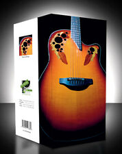Ovation GUITAR BLANK card - Birthday or Anniversary or Party Invitations - Music