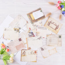 12pcs Mini Envelopes Colored Gift Card Small Metallic Designs Paper Envelope EF