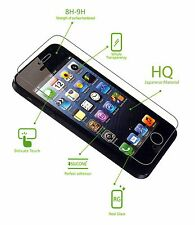 50 X trempé Verre Gorilla Protections D'écran pour iPhone 5 5s 5c SE - SEULE