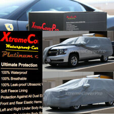 2000 2001 2002 2003 2004 2005 Chevy Suburban Waterproof Car Cover w/MirrorPocket
