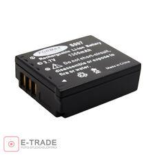 Battery PACK CGA-S007 for Panasonic 3.7V 1300mAh Lumix DMC-TZ3 CGA-S007E Camera