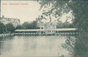 Ansichtskarte Stettin um 1910 Etablissement Westendsee (Nr.9692)