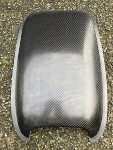 Carbon Fibre Bonnet Scoop