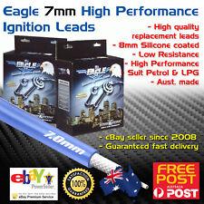 Eagle 7mm Ignition Spark Plug Leads 6cyl Fits Dodge Nitro KA 2009-2011 3.7L